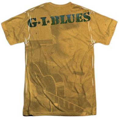 Elvis Presley Shirt | GI BLUES (FRONT/BACK PRINT) Tee