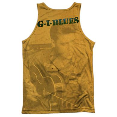 Elvis Presley GI BLUES (FRONT/BACK PRINT)