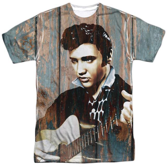 Elvis Presley Shirt | WOODGRAIN Tee