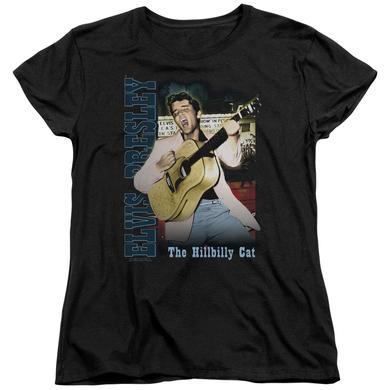 Elvis Presley Women's Shirt   MEMPHIS Ladies Tee