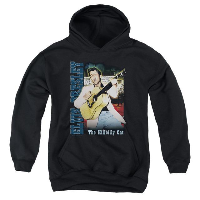Elvis Presley Youth Hoodie | MEMPHIS Pull-Over Sweatshirt