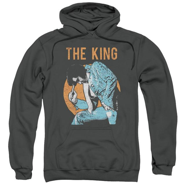 Elvis Presley Hoodie | MIC IN HAND Pull-Over Sweatshirt