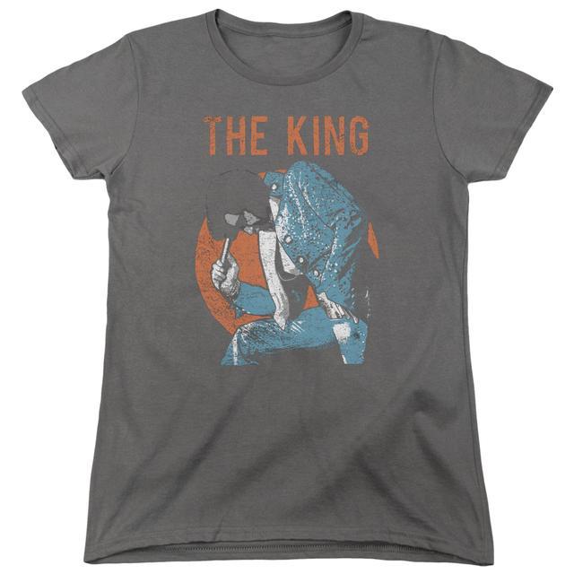 Elvis Presley Women's Shirt | MIC IN HAND Ladies Tee