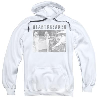 Elvis Presley Hoodie | HEARTBREAKER Pull-Over Sweatshirt