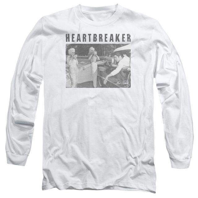 Elvis Presley T Shirt | HEARTBREAKER Premium Tee