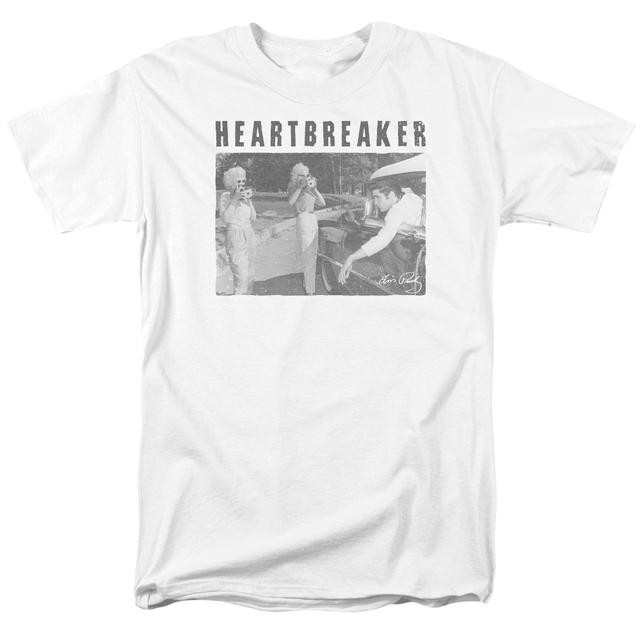 Elvis Presley Shirt | HEARTBREAKER T Shirt