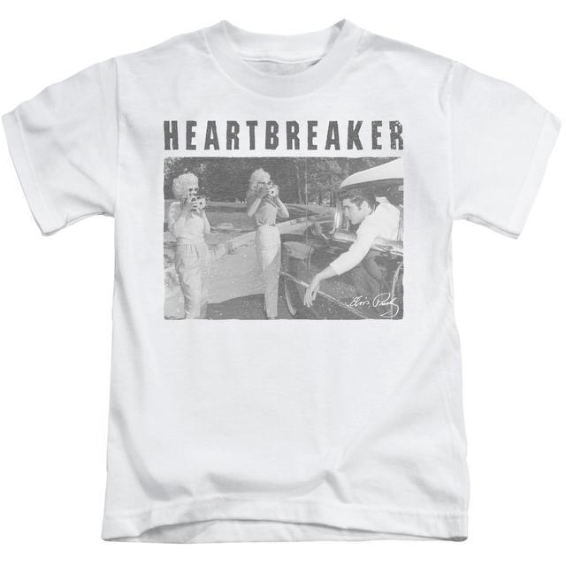 Elvis Presley Kids T Shirt | HEARTBREAKER Kids Tee