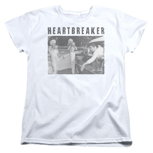 Elvis Presley Women's Shirt | HEARTBREAKER Ladies Tee