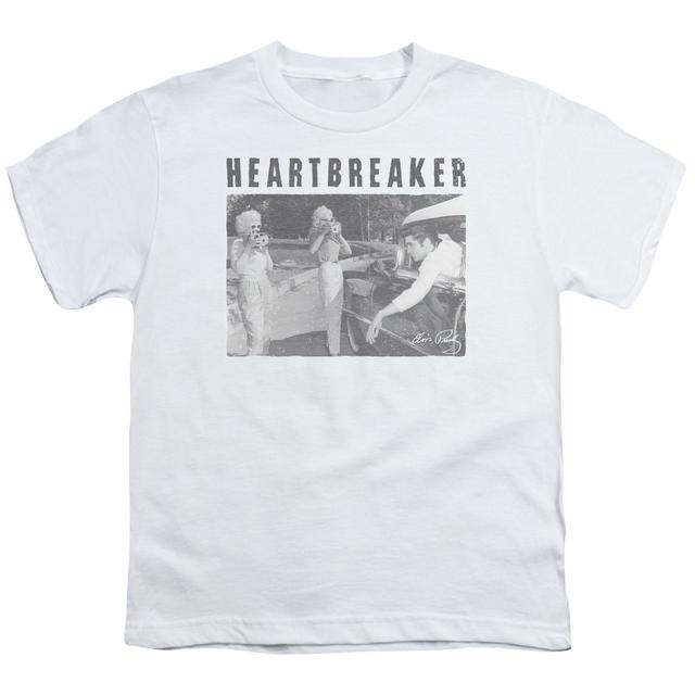 Elvis Presley Youth Tee | HEARTBREAKER Youth T Shirt