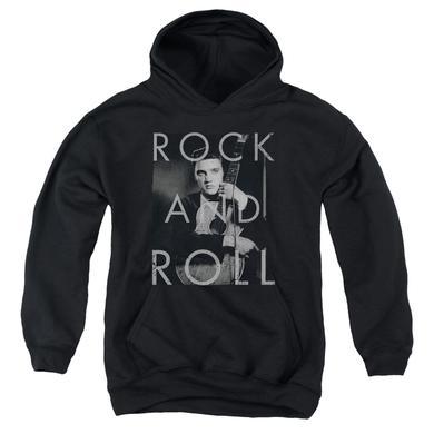 Elvis Presley Youth Hoodie | ROCK AND ROLL Pull-Over Sweatshirt