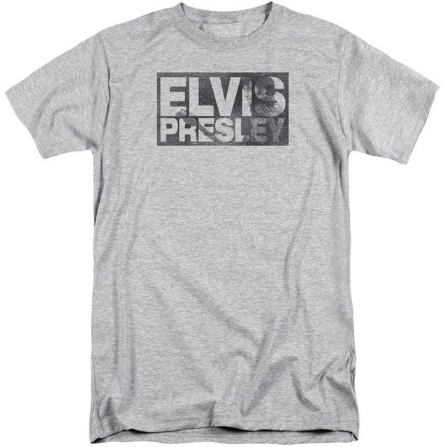 Elvis Presley BLOCK LETTERS