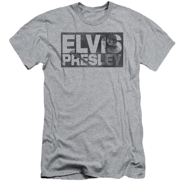 Elvis Presley Slim-Fit Shirt | BLOCK LETTERS Slim-Fit Tee