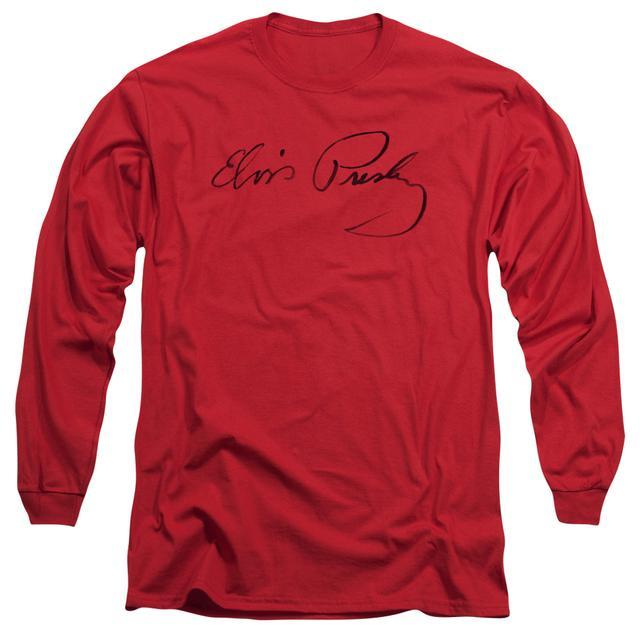 Elvis Presley T Shirt | SIGNATURE SKETCH Premium Tee