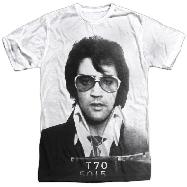 Elvis Presley Shirt | MUGSHOT Tee