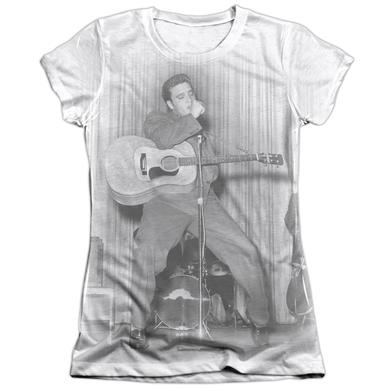 Elvis Presley Junior's Shirt | ON YOUR TOES Junior's Tee