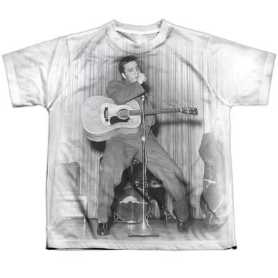 Elvis Presley Youth Shirt | ON YOUR TOES Sublimated Tee