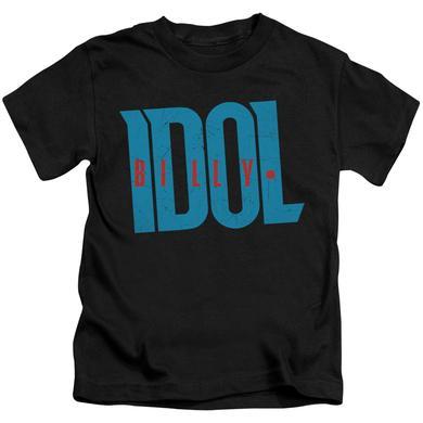 Billy Idol Kids T Shirt | LOGO Kids Tee