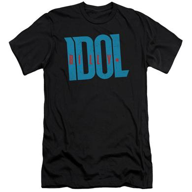 Billy Idol Slim-Fit Shirt | LOGO Slim-Fit Tee