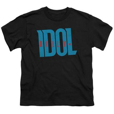 Billy Idol Youth Tee | LOGO Youth T Shirt