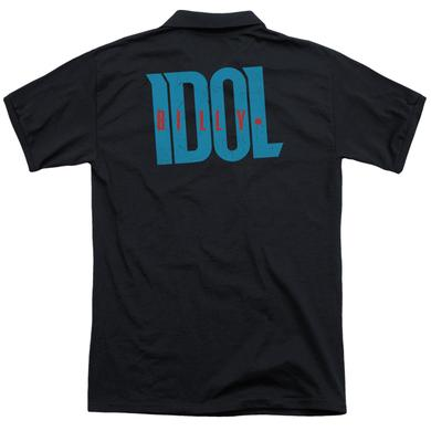 Billy Idol LOGO (BACK PRINT)