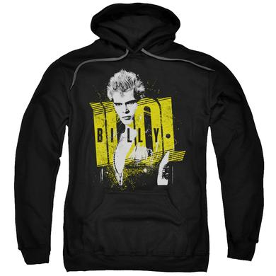 Billy Idol Hoodie | BRASH Pull-Over Sweatshirt