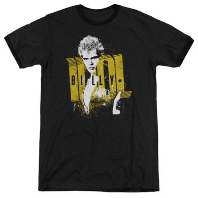 Billy Idol Shirt | BRASH Premium Ringer Tee