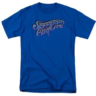 Jefferson Airplane Shirt   GRADIENT LOGO T Shirt