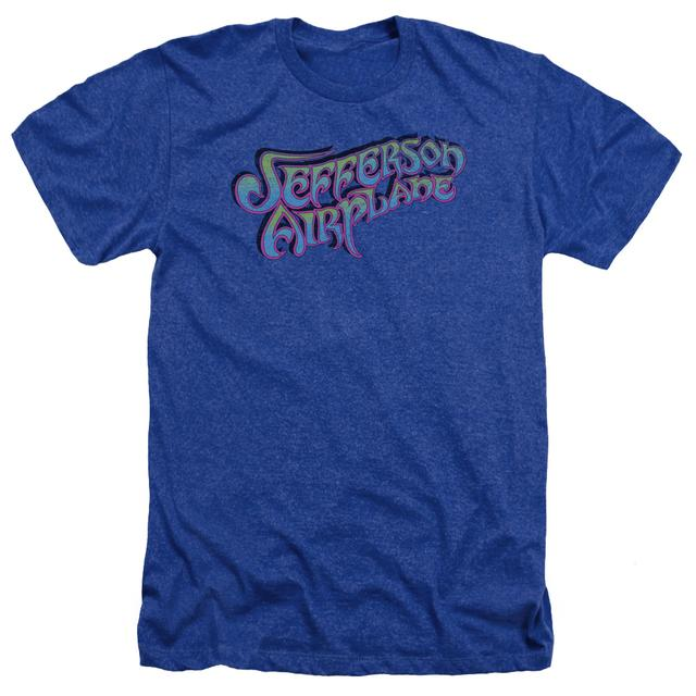 Jefferson Airplane Tee | GRADIENT LOGO Premium T Shirt