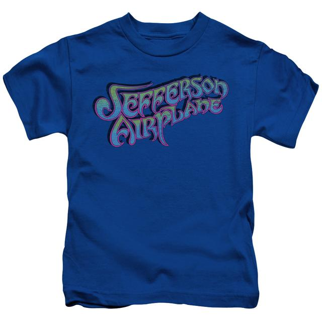 Jefferson Airplane Kids T Shirt | GRADIENT LOGO Kids Tee