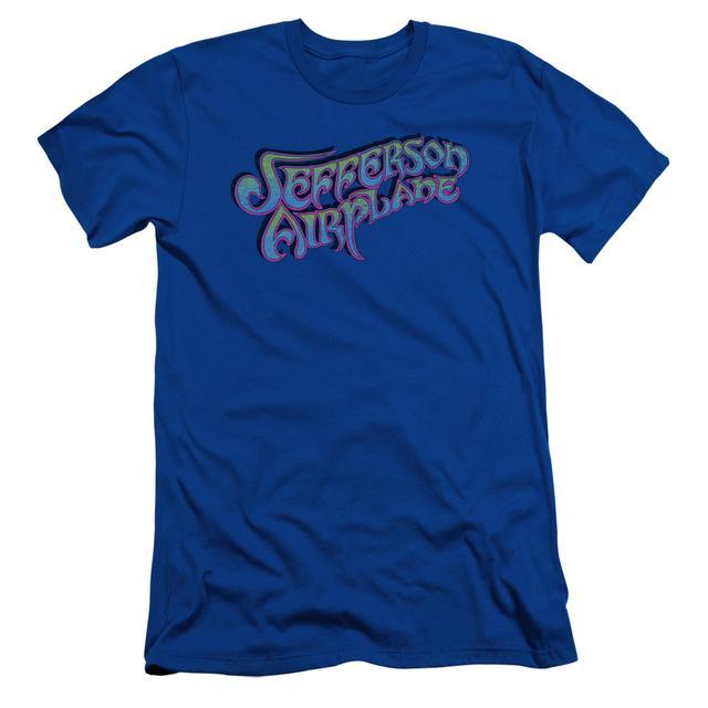 Jefferson Airplane Slim-Fit Shirt | GRADIENT LOGO Slim-Fit Tee