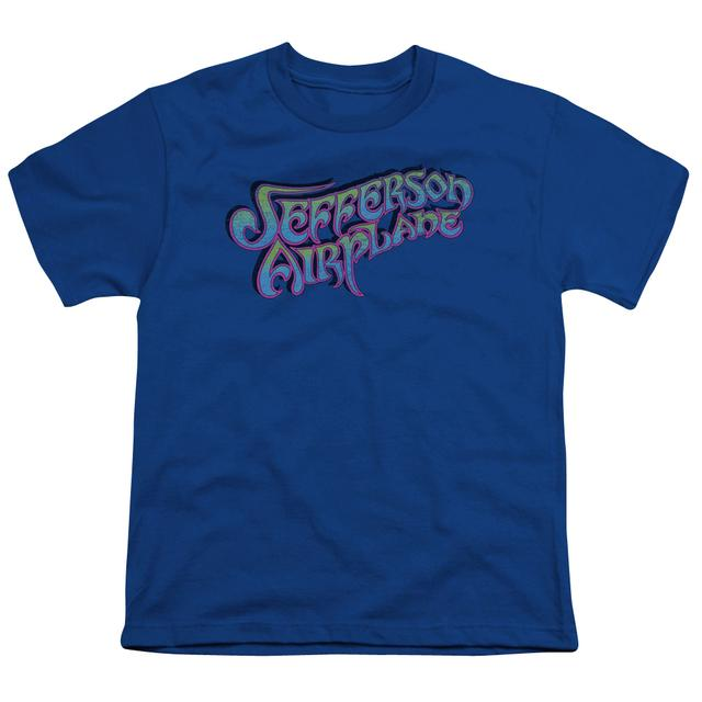 Jefferson Airplane Youth Tee | GRADIENT LOGO Youth T Shirt