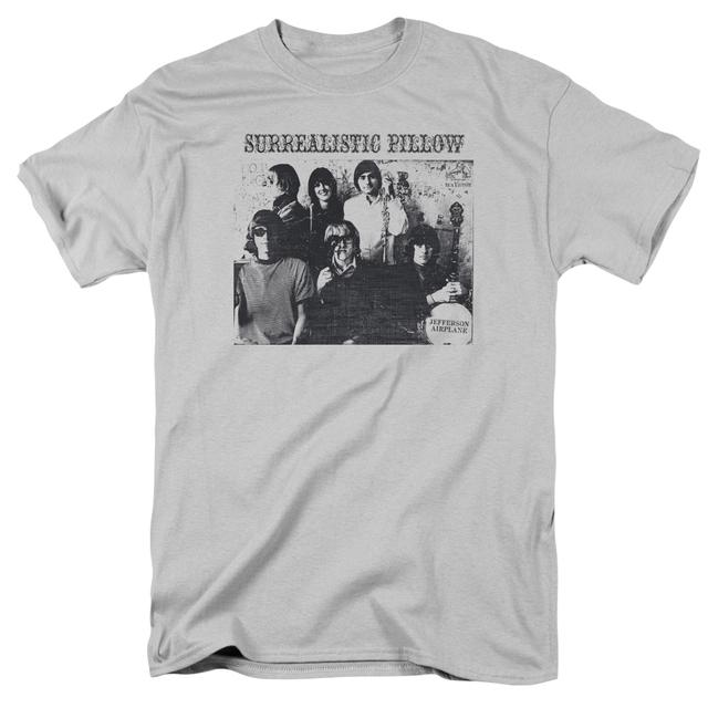 Jefferson Airplane Shirt | SURREALISTIC PILLOW T Shirt