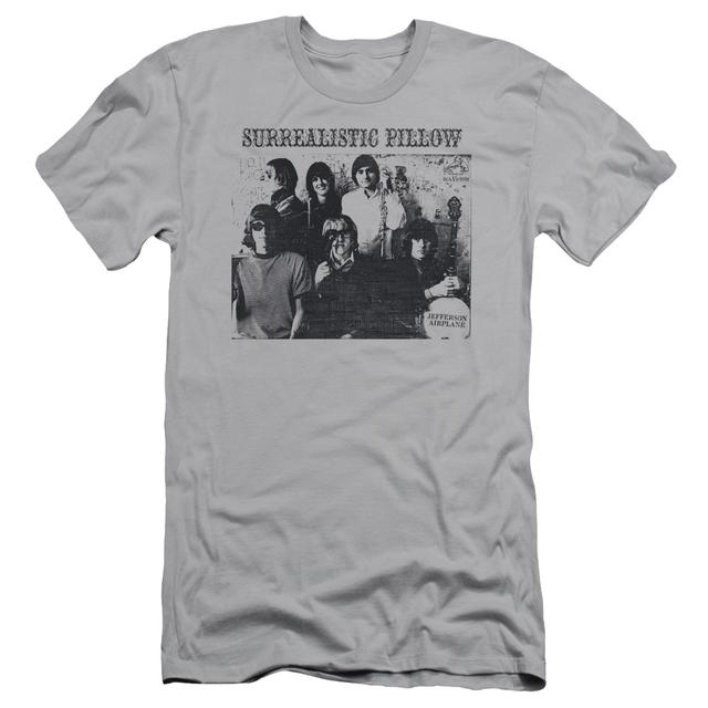 Jefferson Airplane Slim-Fit Shirt | SURREALISTIC PILLOW Slim-Fit Tee