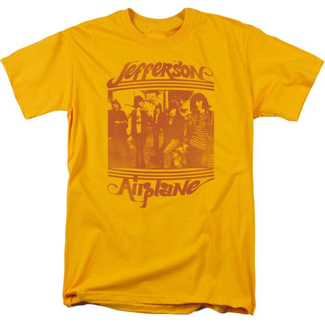 Jefferson Airplane Shirt | GROUP PHOTO T Shirt