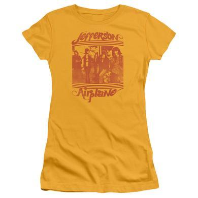 Jefferson Airplane Juniors Shirt | GROUP PHOTO Juniors T Shirt
