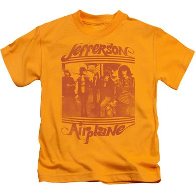 Jefferson Airplane Kids T Shirt | GROUP PHOTO Kids Tee