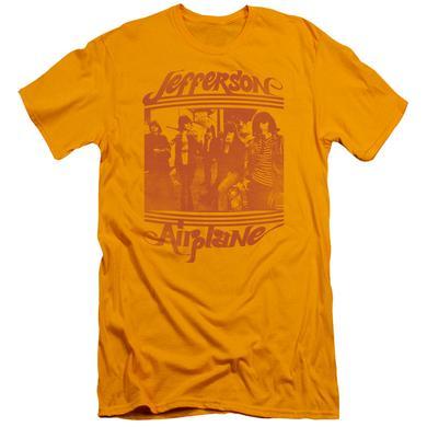 Jefferson Airplane Slim-Fit Shirt | GROUP PHOTO Slim-Fit Tee