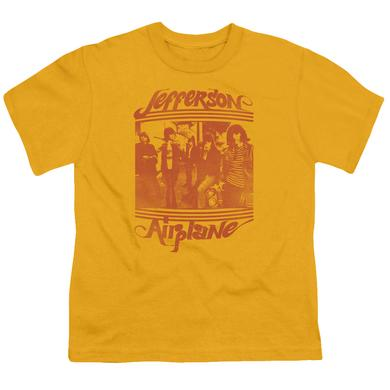 Jefferson Airplane Youth Tee | GROUP PHOTO Youth T Shirt