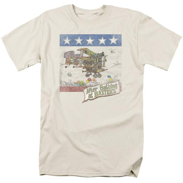 Jefferson Airplane Shirt | BAXTER'S COVER T Shirt