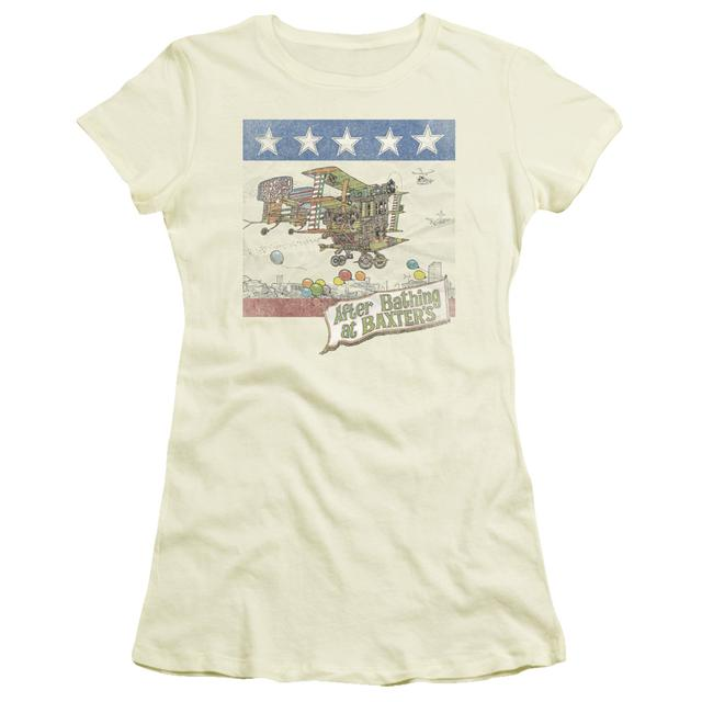 Jefferson Airplane Juniors Shirt | BAXTER'S COVER Juniors T Shirt