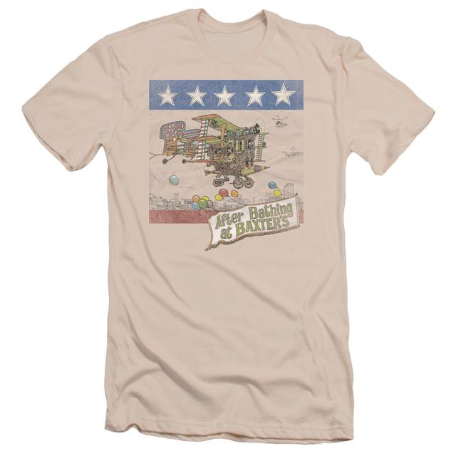 Jefferson Airplane Slim-Fit Shirt | BAXTER'S COVER Slim-Fit Tee