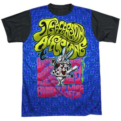 Jefferson Airplane Tee | WHITE RABBIT Shirt