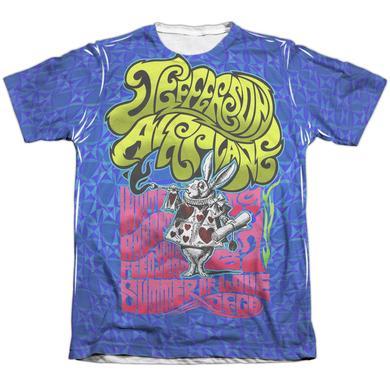 Jefferson Airplane Shirt | WHITE RABBIT Tee