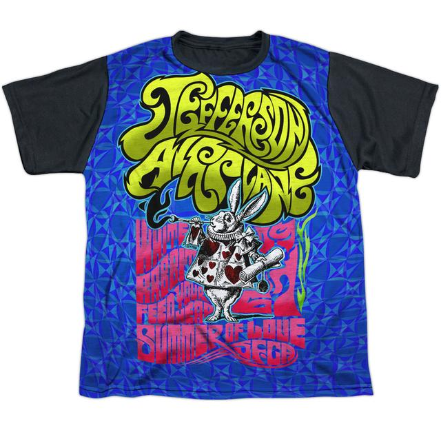 Jefferson Airplane Youth Shirt | WHITE RABBIT Tee