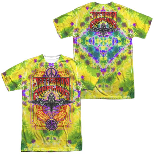 Jefferson Airplane Shirt | TAKE OFF (FRONT/BACK PRINT) Tee