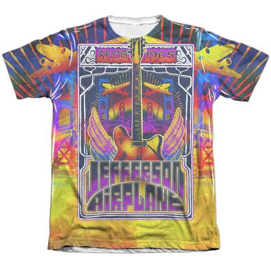 Jefferson Airplane Shirt | SAN FRANCISCO (FRONT/BACK PRINT) Tee