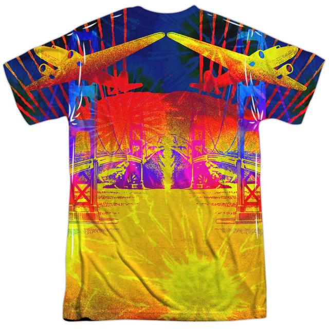 Jefferson Airplane Shirt   SAN FRANCISCO (FRONT/BACK PRINT) Tee