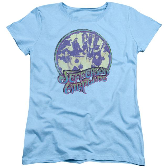 Jefferson Airplane Women's Shirt | PRACTICE Ladies Tee