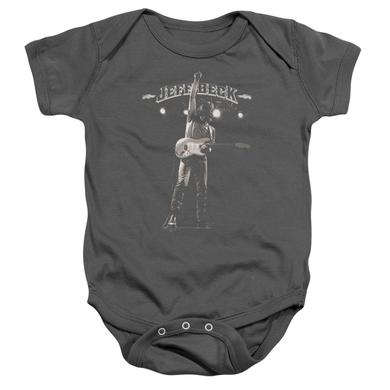 Jeff Beck Baby Onesie | GUITAR GOD Infant Snapsuit