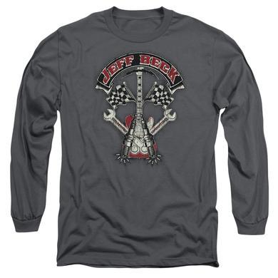 Jeff Beck T Shirt | BECKABILLY GUITAR Premium Tee
